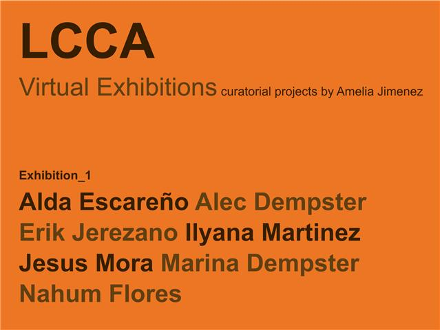 LCCA-Virtual Exhibitions